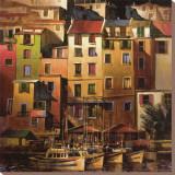 Or de Méditerranée Tableau sur toile par Michael O'Toole