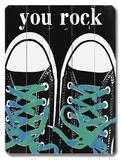 You Rock - Blue Laces