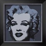 Marilyn Monroe  1967 (black)