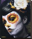 Victoria Tableau sur toile par Daniel Esparza