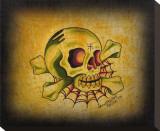 Skull & Web