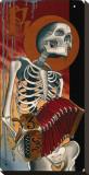 Akkordeon Tableau sur toile par Bjorn Liebner
