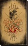 Alcestis Hand Tableau sur toile par Bethannie Newsom Steelman