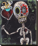 Take My Heart Tableau sur toile par Abril Andrade