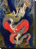 Rising Dragon Tableau sur toile par Clark North