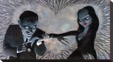Valentine Lust Tableau sur toile par Bob Lizarraga