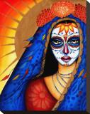 Quête spirituelle Tableau sur toile par Cat Ashworth