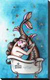 Le bain Tableau sur toile par Sus Alonso