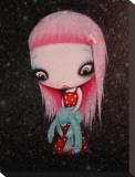Fugitive Tableau sur toile par Candy Cane