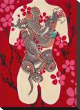 Female Strength Tableau sur toile par Fabian