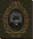 Edgar Smoke (la souris) Tableau sur toile par Larkin