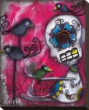 Unknown I Tableau sur toile par Abril Andrade