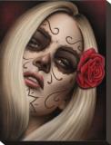Spiders La Muerta Tableau sur toile par Spider (Artist)
