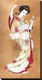 Traditional Geisha Tableau sur toile par Sus Alonso