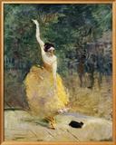 The Spanish Dancer  1888