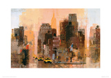 New Yorker & Cabs