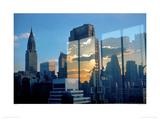 Skyline  New York  1957