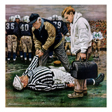 """Ref Out Cold""  November 25  1950"