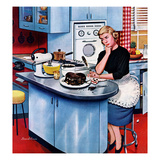 """""""First Cake""""  May 21  1955"""