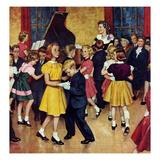 """""""Dance Cotillion""""  April 28  1951"""