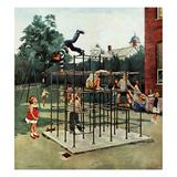 """""""Jungle Gym""""  November 7  1959"""