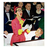 """Singing Praise""  March 7  1959"