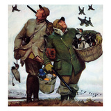 """Nothing but Decoys""  December 1  1951"