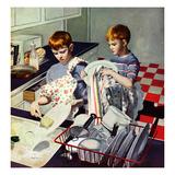 """""""Dinner Dishes""""  September 26  1953"""