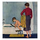 """""""Scuba in the Tub""""  November 29  1958"""