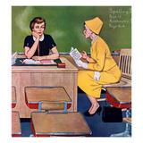 """Parent - Teacher Conference""  December 12  1959"