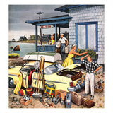 """Packing the Car""  September 8  1956"
