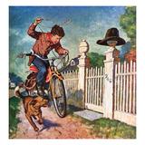 """Playing Cowboy""  June 23  1951"