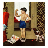"""Young Charles Atlas""  November 29  1952"