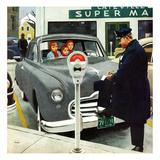 """""""Expired Meter""""  February 10  1951"""