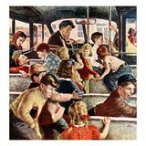 """Rowdy Bus Ride""  September 9  1950"