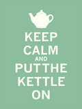 Keep Calm  Mint Tea