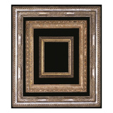 A Selection of English Carved and Gilded Frames