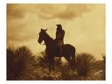 L'éclaireur apache Giclée par Edward S. Curtis