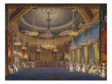 The Music Room from 'The Royal Pavilion at Brighton'