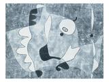 Still Life with Apple; Stilleben Mit Dem Apfel Giclée par Paul Klee