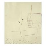 Arich Hier Eim Gesicht Giclée par Paul Klee