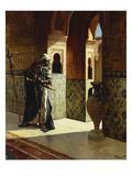 The Moorish Guard  the Alhambra