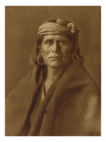 A Walpi Man  Hopi  1906