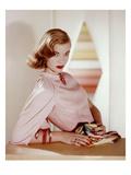 Vogue - April 1955 Photo premium par Horst P. Horst