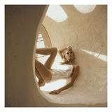 Vogue - January 1966 - Robert Sloan Silver Swimsuit