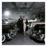 Vogue - November 1952 - Parking Garage