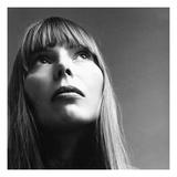 Vogue - February 1969 - Joni Mitchell Reproduction d'art par Jack Robinson