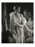 Vogue - September 1928 - Lee Miller Wears Jay Thorpe