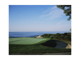 Fishers Island Club  by the sound