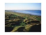 Royal St George's Golf Club  aerial